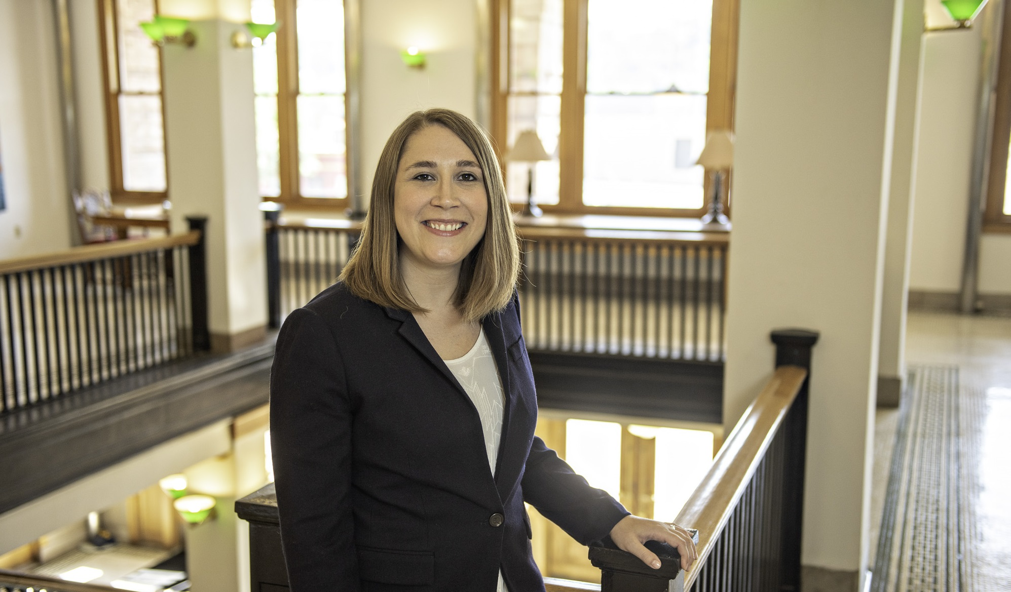 Erin Lawrence, Kansas City Attorney