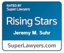 Super Lawyers Rising Star: Jeremy M. Suhr